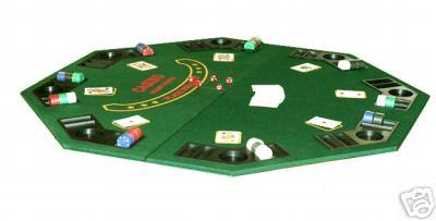 Poker Table Hexagon 48 X 48 Foldable Texas Holdem   Buy Poker Table Product  On Alibaba.com
