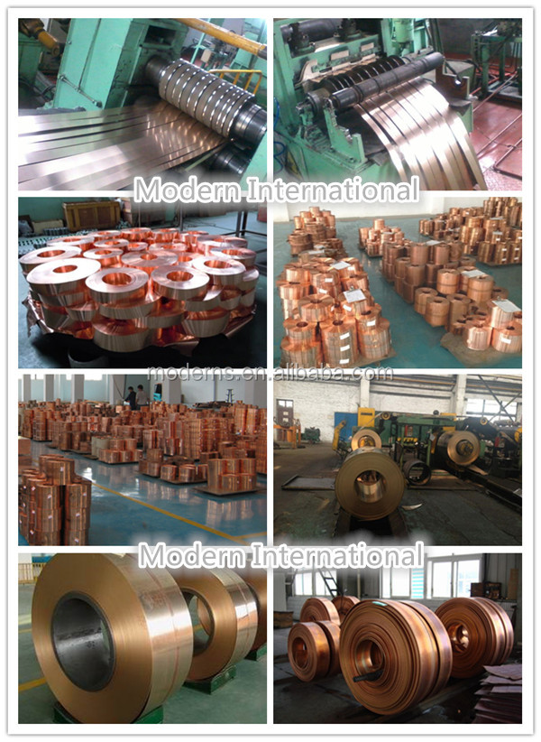 Deburring strip coil copper remarkable, this