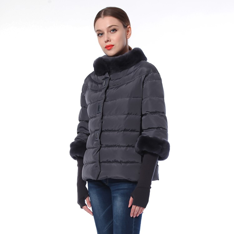 China Factory High Quality Casual Sample Jacket Designs