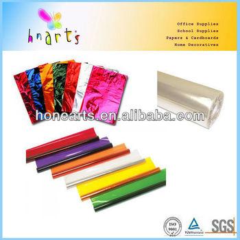 Plastica Colorata Confezione Regalo Cellophane Per Il ...