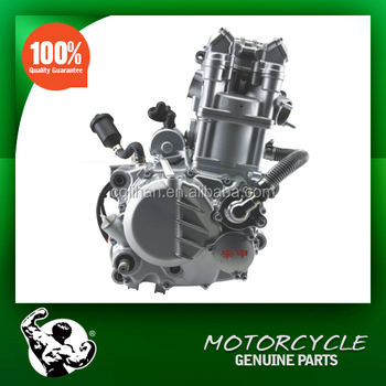 250cc Loncin Cb250 Water Cooled Engine Motor For Dirt Bike