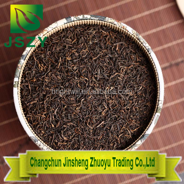 Aged Pu erh Ripe Loose Leaf Tea Weight Loss Tea From Yunnan, 100% Natural Aged Black Tea Puer