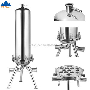Stainless Steel Activated Carbon Filter Housing