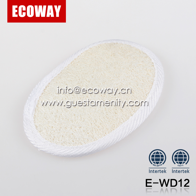 5star hotel top quality hotel disposable loofah for sale