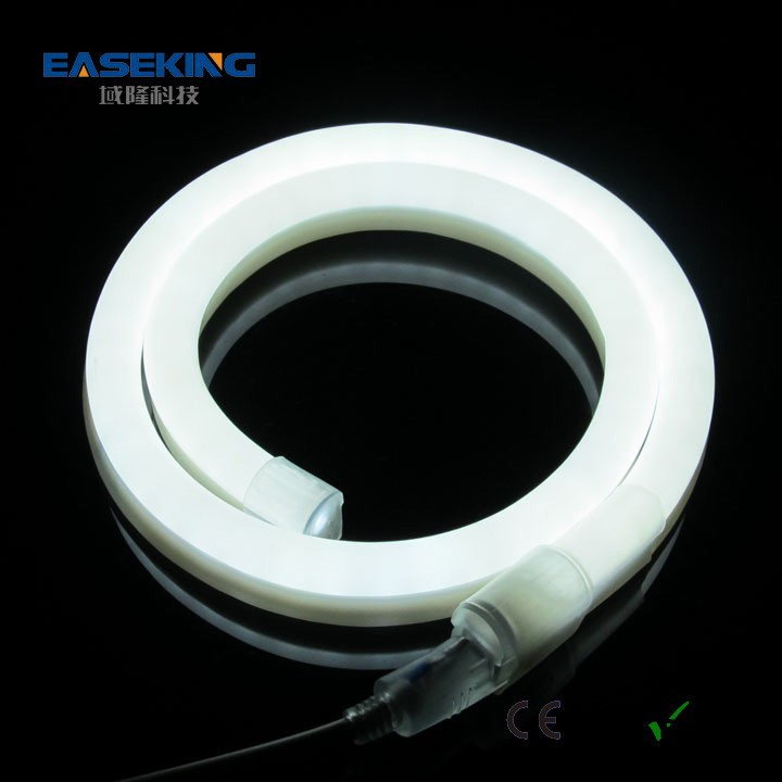 Competitive price high lumen Warm White led flexible hose light