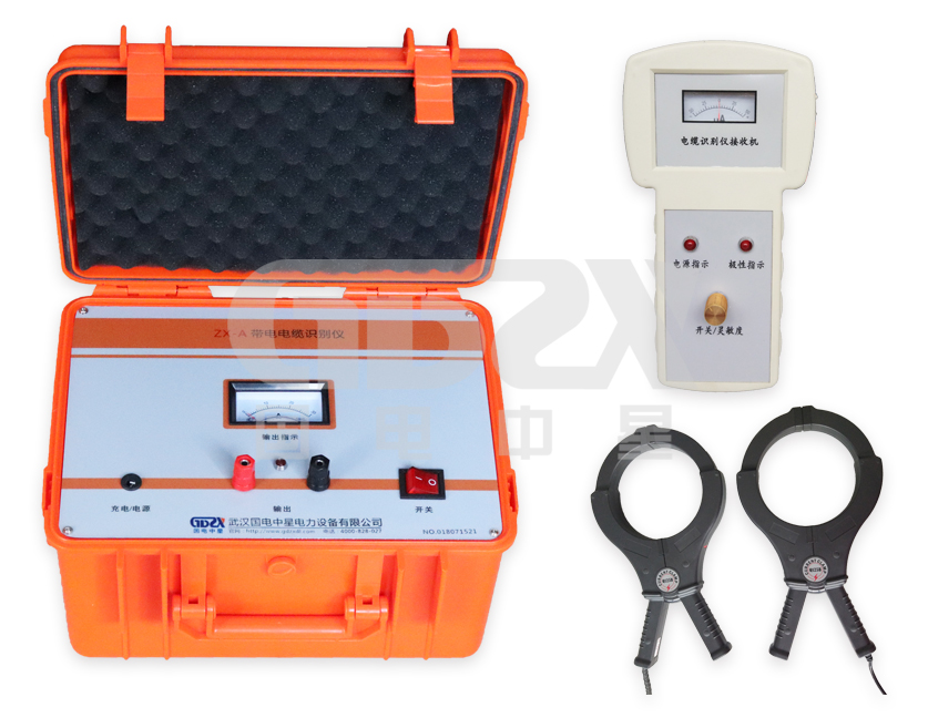 On line Cable Identification Instrument TDR Cable Fault Pre- locator / cable detector pipe locator
