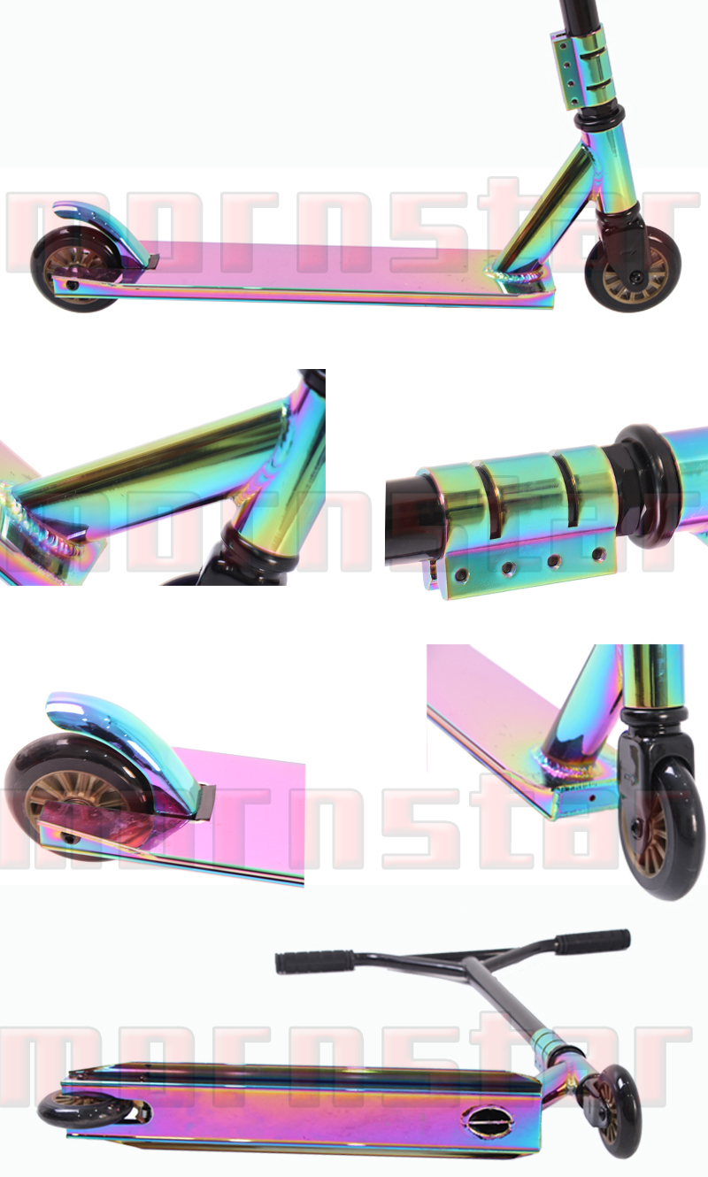 Stunt Pro Kick Skate Scooter with EN14619