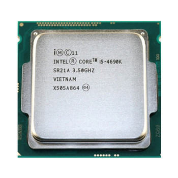 Best Sale Intel Core I5 4690K 3.5GHz 6MB Socket LGA 1150 CPU Used Processor