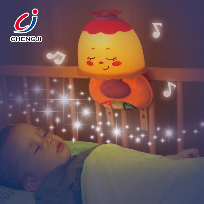 최고의 판매 친환경 플라스틱 작은 잠자는 밤 아기 제품 판매