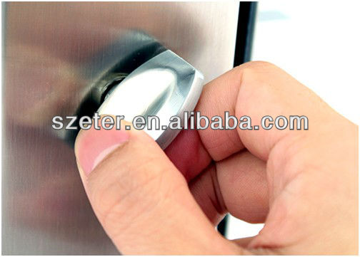 Smart Card Hotel Door Lock For Hotels Home Office Villa With Gasket Et820rf  - Buy Smart Card Hotel Lock,Hotel Door Lock,Smart Card Lock For Hotels