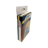 Luxury Low Price Glossy Paper Packaging Hook Boxes