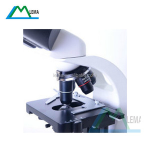 new types compensation free binocular head multi-purpose biological education microscope