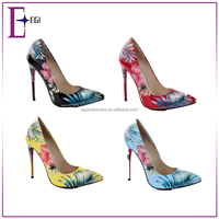 women fashion high heel shoes 2016 ladies elegant evening dress shoes