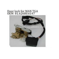 Heavy duty truck door lock for MAN TGA OEM 81.62680.6147 81626806147