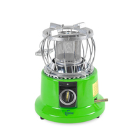 2 in 1 Portable Gas Heater and Cooker Room Heater Outdoor Gas Heater
