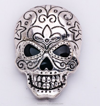 High quality punk style enamel skull brooch for the halloween party BRL0252