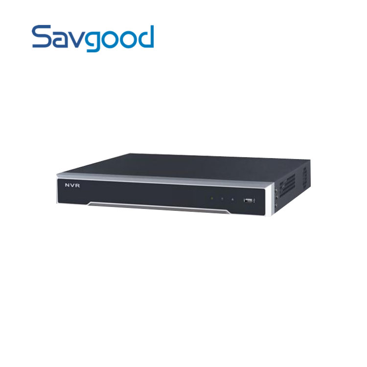 DS-7608NI-I2 H.265 Onvif 8Channels 4K  NVR