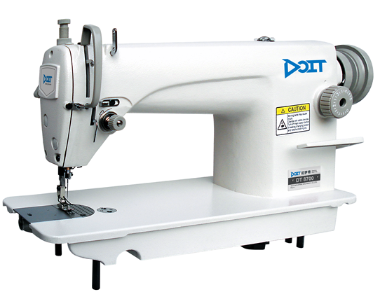 DT 8700 DOIT TYPE INDUSTRIAL SINGLE NEEDLE LOCKSTITCH SEWING MACHINE