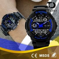 Top quality cheap price made in china techno sports hand watch