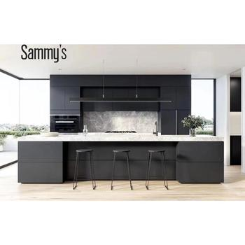 High Quality Modular Kitchen Designs Philippines U Shaped From China Experienced Factory