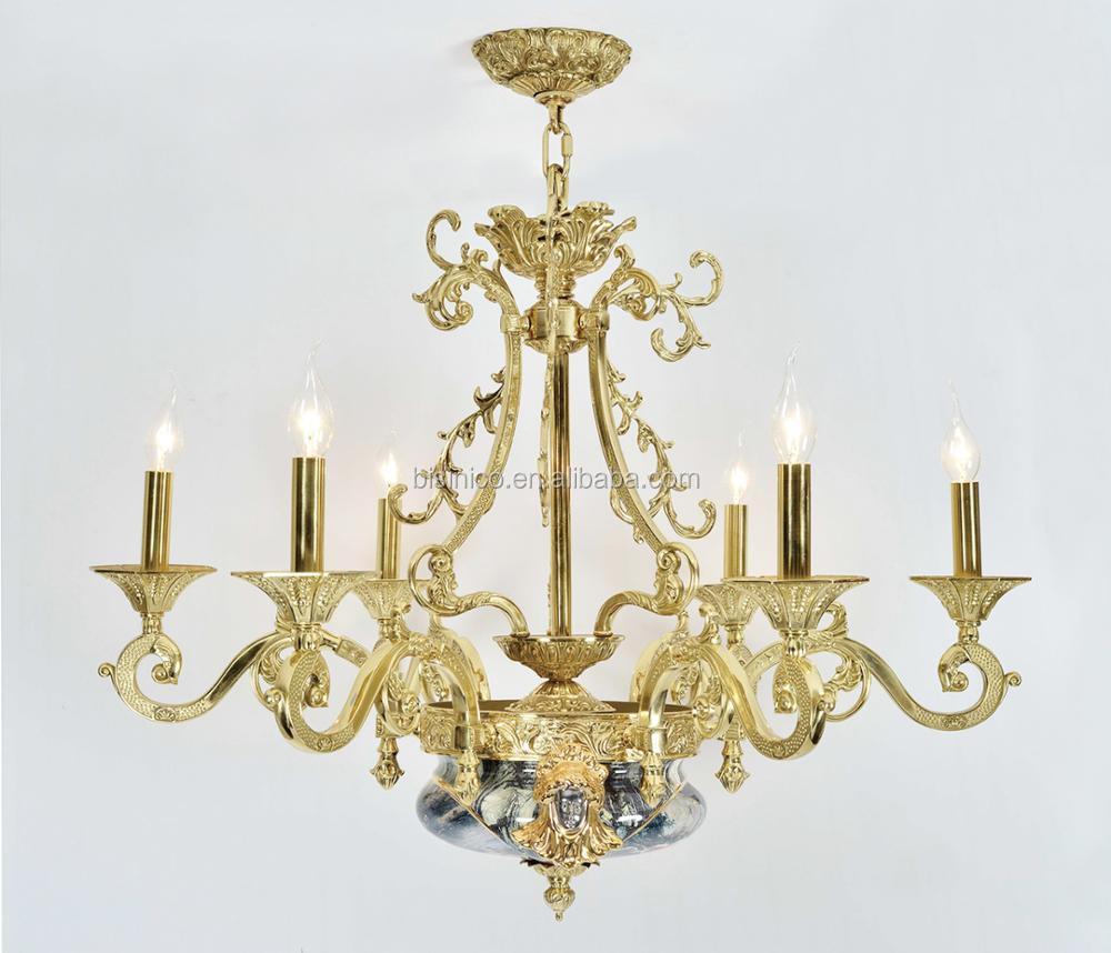 Bisini european style hand painted porcelain chandelier antique bisini european style hand painted porcelain chandelier antique brass 8 lights ceramic lamp arubaitofo Images