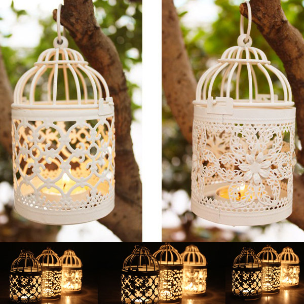 Acquista all 39 ingrosso online lanterne decorative candela for Lanterne bianche