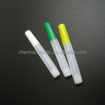Cyanoacrylate Adhesive Super Glue Plastic Bottle liquid 2g False Nail Art Glue
