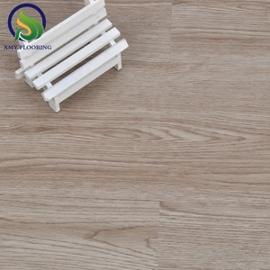 Cheap Grey Patterned Click SPC vinyl Anti Static Flooring