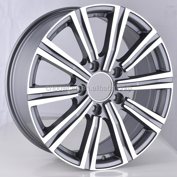 Alloy Wheel with PCD 5X150 JWL VIA