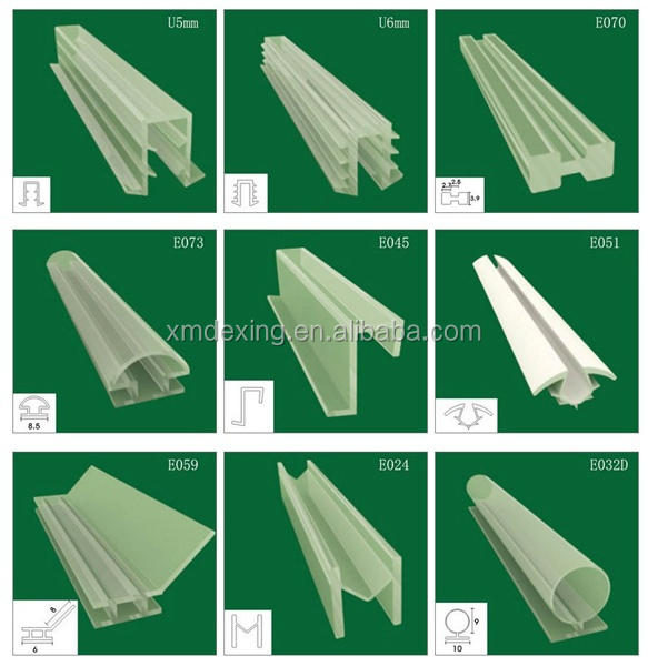 Good Shower Door Water Seal Strip, Shower Door Water Seal Strip Suppliers And  Manufacturers At Alibaba.com