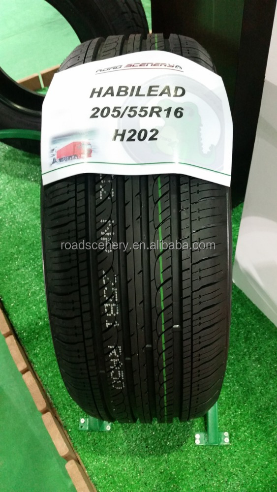 HIGH PERFORMACE CAR TYRE 205/55R16 WITH LOW PRICE