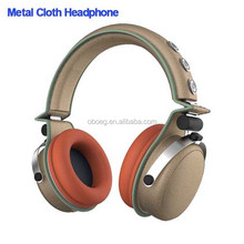 100% Genuine Original Earphone Headphones Noise Cancelling,Microphone Function and selectable Connectors High Solid Headphone