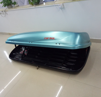 Wholesale and retail Manufacturer Hot Selling Plastic Cargo Carrier Car Roof Box car top box Factory Price