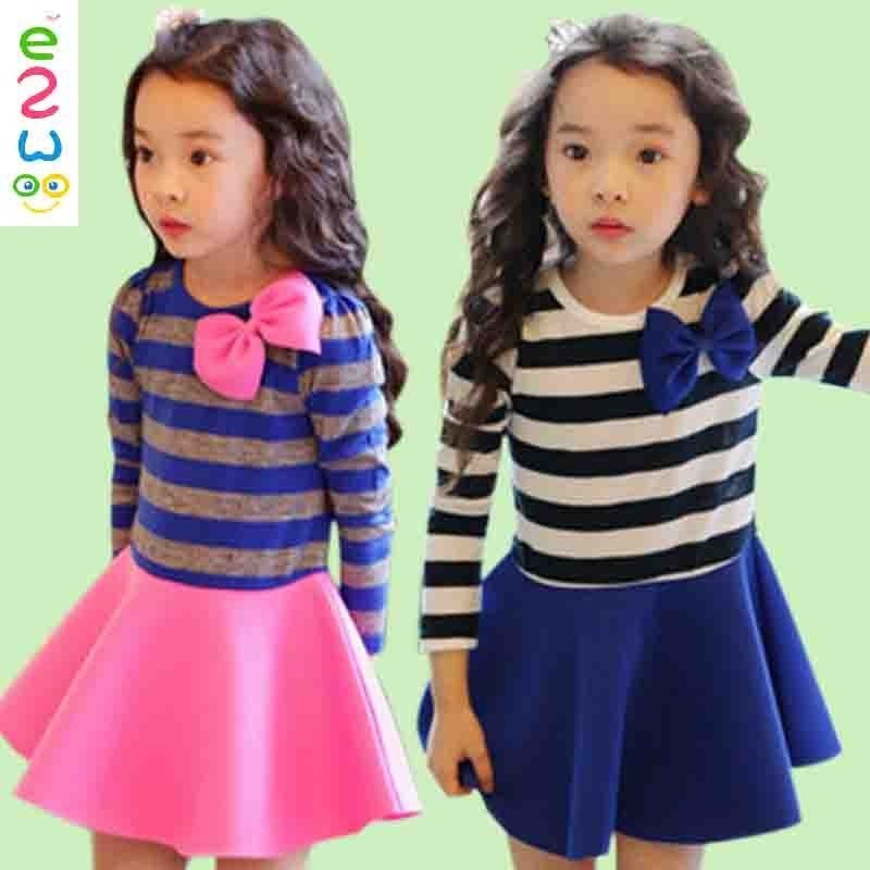 Latest Party Wear Dresses Kids Frock Designs Girl Dress For Girls