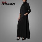 2018 Region Style Elegant Abaya Fashion Kaftan Dresses Modest New Design Abaya