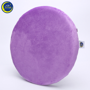 Custom Ergonomic Orthopedic Coccyx Pain Memory Foam Seat Cushion For Yoga