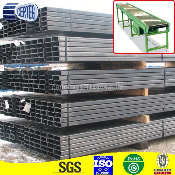 ltz steel tubes for conveyor machinery
