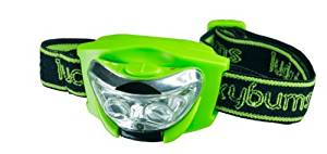 Lucky Bums Youth Head Lamp, Kelly Green Color: Kelly Green Model: 180KG (Hardware & Tools Store)