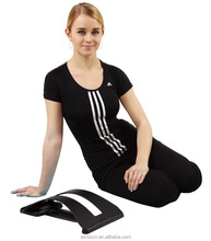 New product 2016 Back Stretching Plus Waist Relax Mate Back Waist Massage Magic Stretcher Fitness