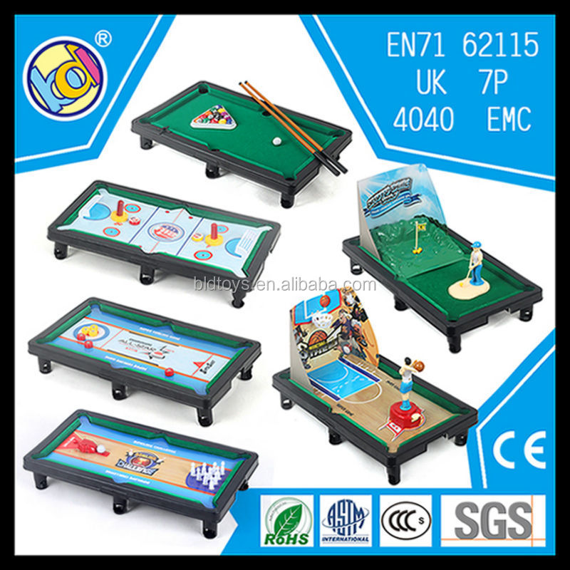 Kids Pool Table game table multi game billiard table