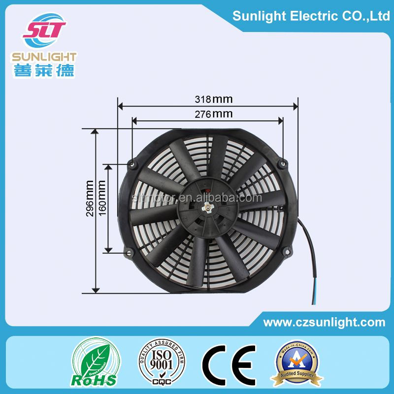 PP Material 5 blades 10 inch Centrifugal Exhaust Fan 3 Phase Exhaust Fan
