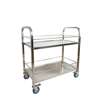 Stainless Steel Food Trolley Cart With Wheels Buy Stainless Steel Food Trolleystainless Steel Cartfood Trolley With Wheels Product On Alibabacom