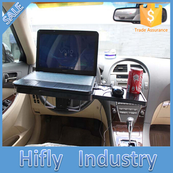 Factory Supply Directly Multi Car Tray Table Folding Seat Organizer Food Computer Travel