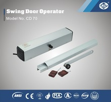 OEM Service 120kg Electric Door Closer Automatic Swing Gate Operator CD-70