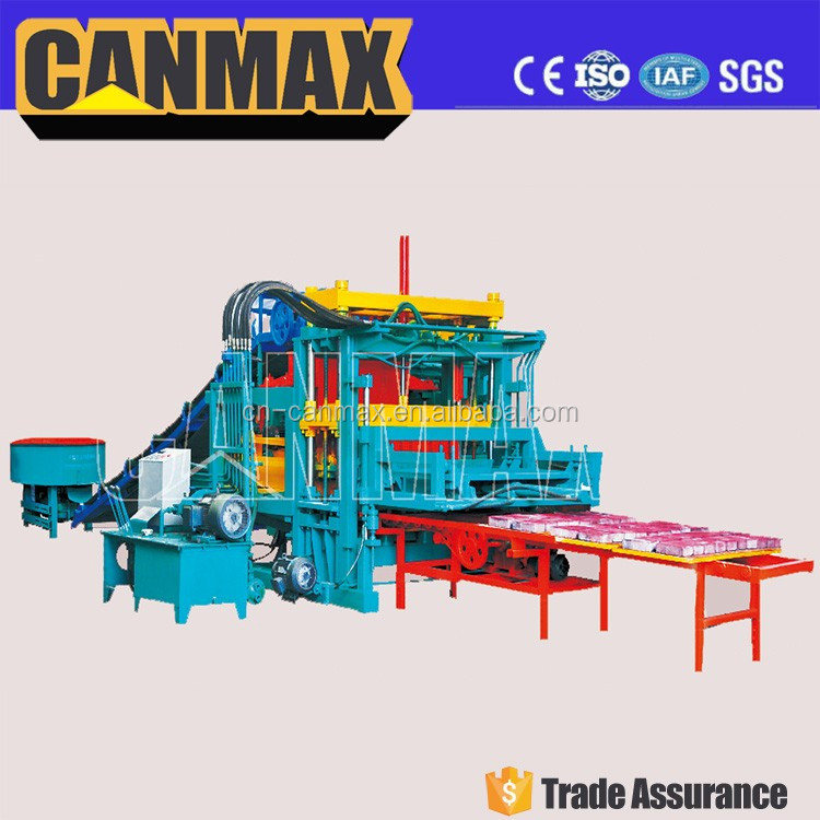 2017 China Fabrikant Cellulaire lichtgewicht beton blok machine