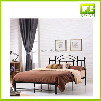 Antique Industrial French Style Metal Bed Frame Buy Cheap Metal Bed Frame Unique Bed Frames Antique Metal Frame Product On Alibaba Com