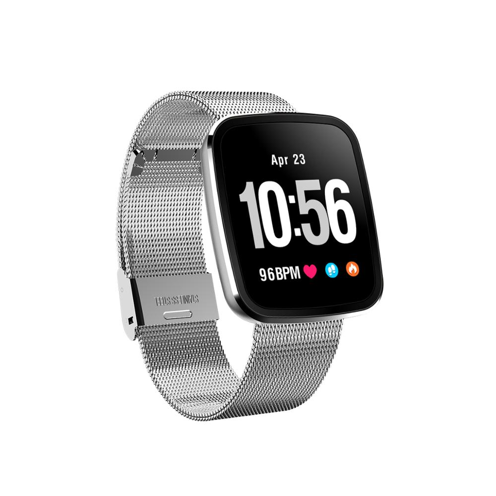 Hot selling color screen smart watch multi sport functions fitness tracker