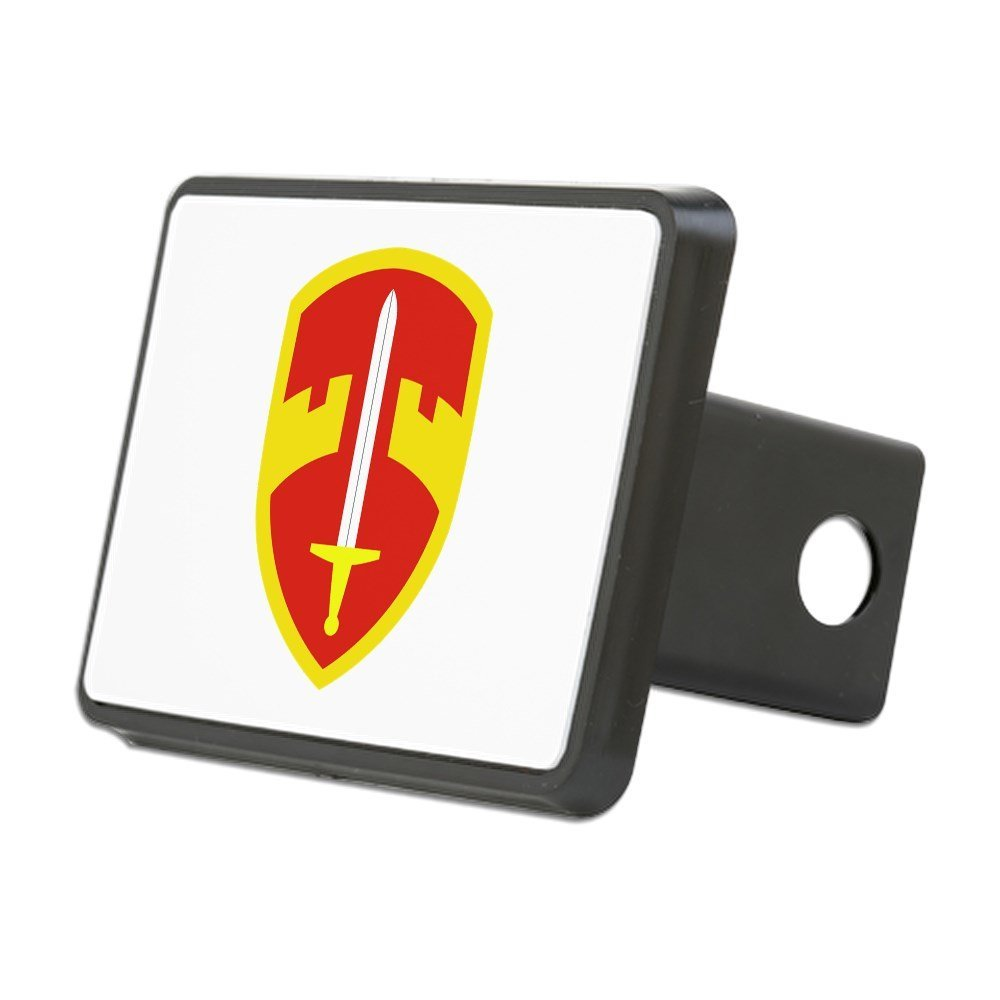 CafePress - Military Assistance - Trailer Hitch Cover, Truck Receiver Hitch Plug Insert
