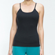 Women Jogging Vest Active Stretch Gym Wear Fitness Yoga Exercise Tank Tops