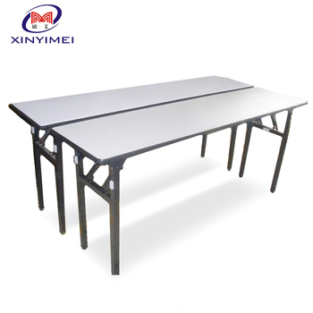 Attractive PVC Banquet Long Folding Table